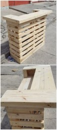 Furniture pallet projects you can diy for your home 15
