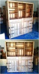 Furniture pallet projects you can diy for your home 21