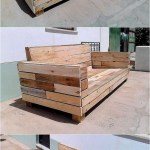 Furniture pallet projects you can diy for your home 37