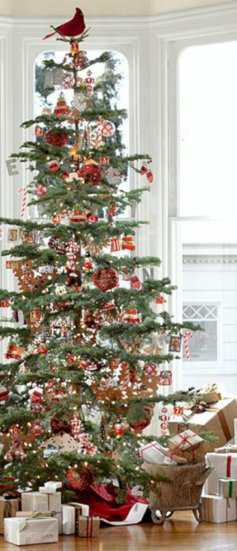 40 Non-traditional Christmas Tree to Give to Your Home ...