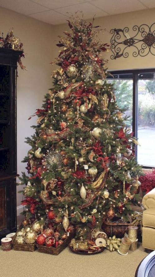 Non-traditional christmas tree to give to your home 23
