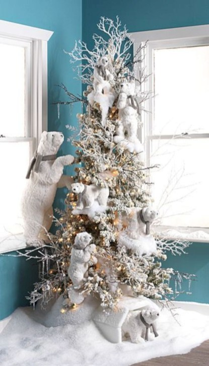 Non-traditional christmas tree to give to your home 32