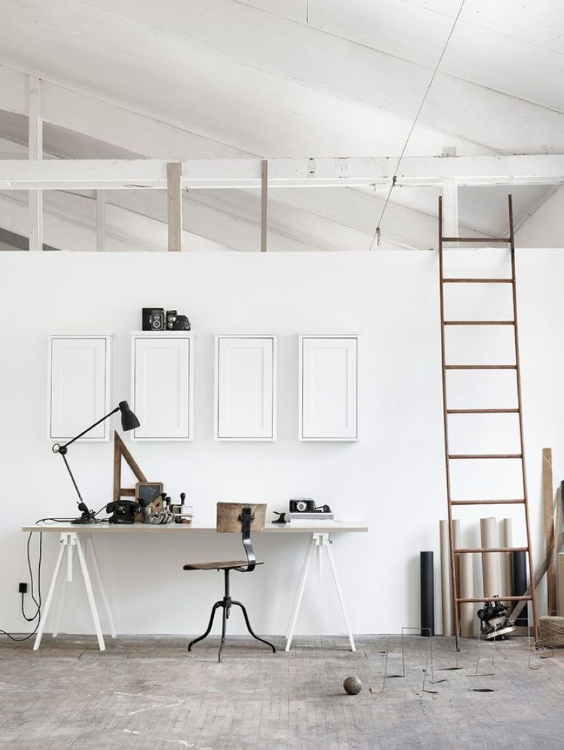 Perfect industrial design interior examples 10