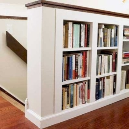 Pieces to create a stylish bookcase instantly 05