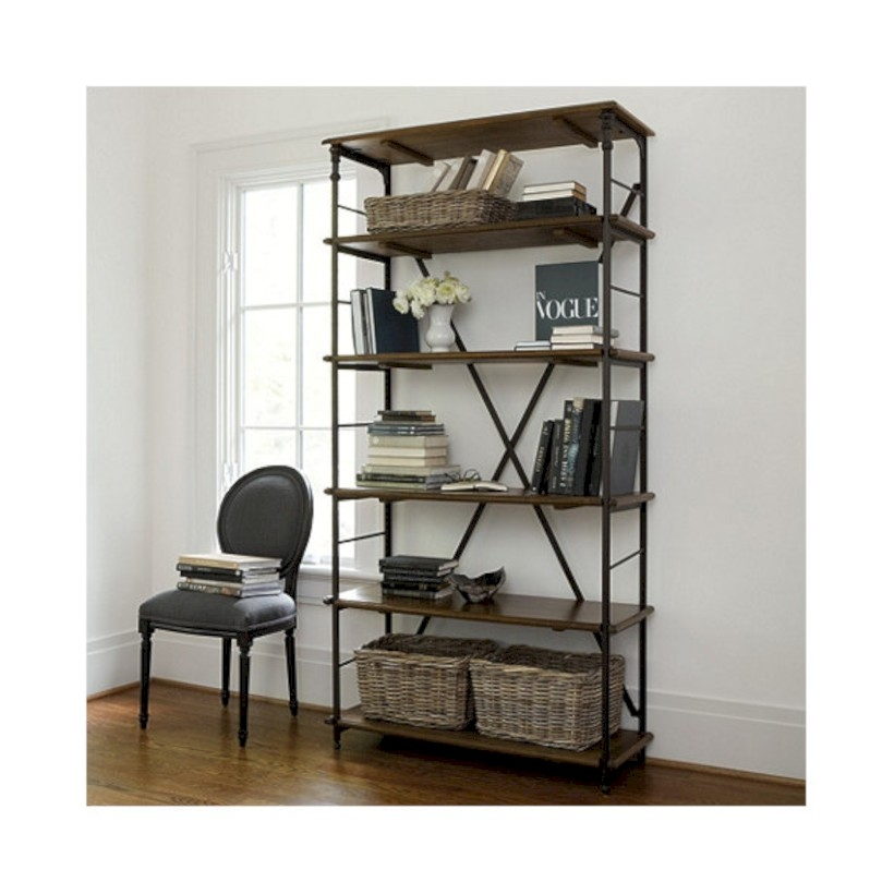 Pieces to create a stylish bookcase instantly 12