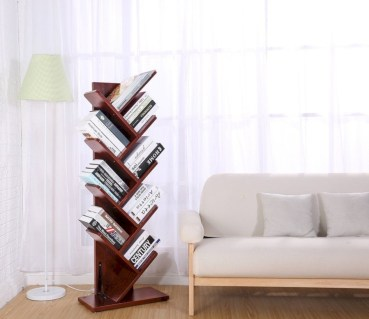 Pieces to create a stylish bookcase instantly 21