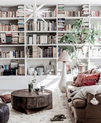 Pieces to create a stylish bookcase instantly 22