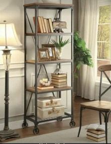 Pieces to create a stylish bookcase instantly 31