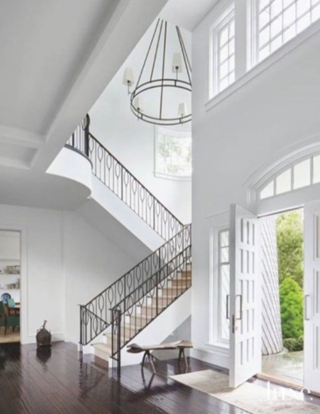 Simple and elegant entry way to inspire you 06