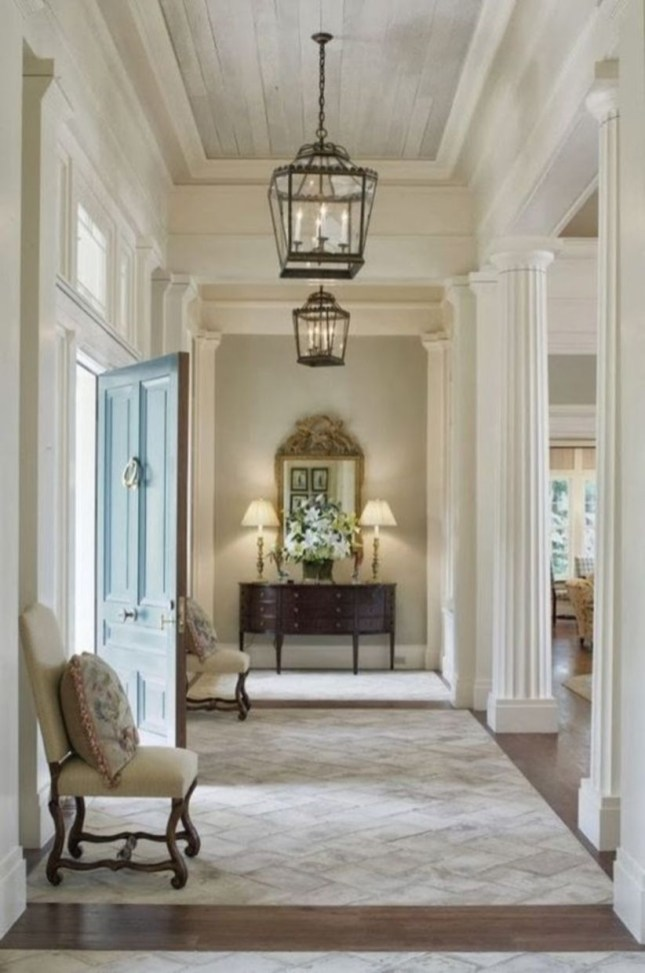 Simple and elegant entry way to inspire you 27