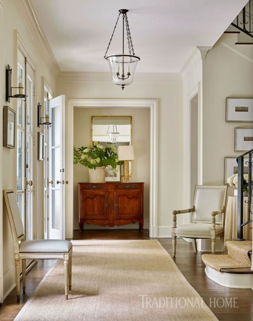 Simple and elegant entry way to inspire you 28