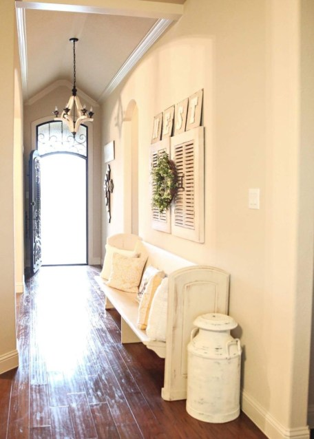 Simple and elegant entry way to inspire you 34
