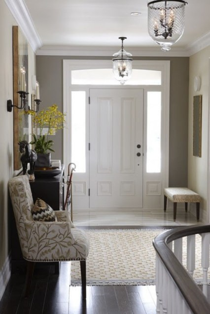 Simple and elegant entry way to inspire you 35