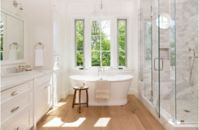 Stand up shower design ideas to copy right now 11