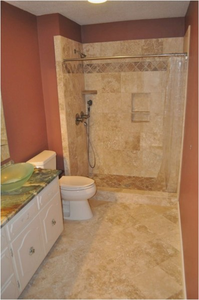 Stand up shower design ideas to copy right now 13