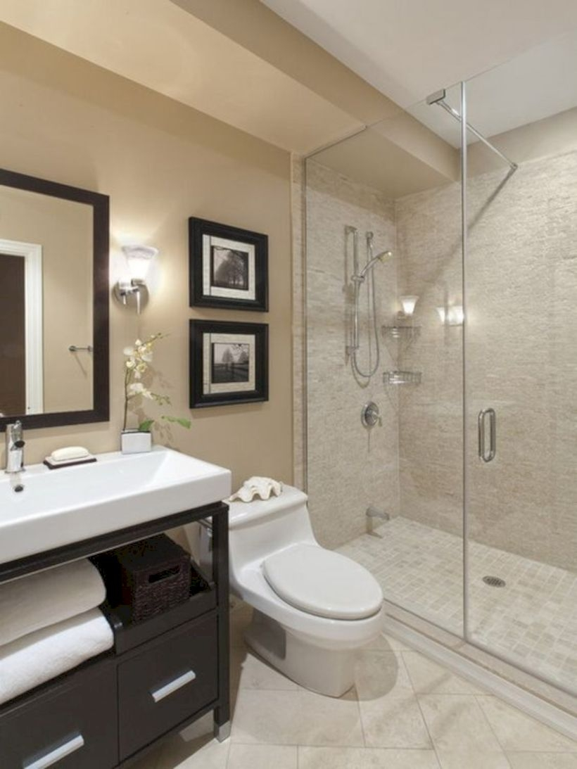 Stand up shower design ideas to copy right now 14