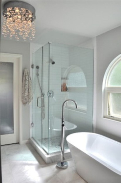 Stand up shower design ideas to copy right now 18