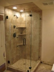 Stand up shower design ideas to copy right now 27