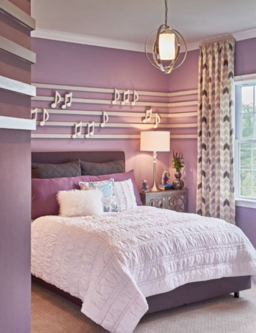 39 stunning ideas for small rooms teenage girl bedroom - Small room ideas for girl ...