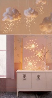 Twinkly ways to light up your home with christmas fairy light 02