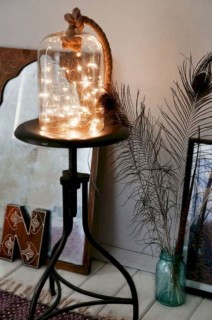 Twinkly ways to light up your home with christmas fairy light 03