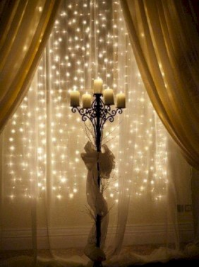 Twinkly ways to light up your home with christmas fairy light 06