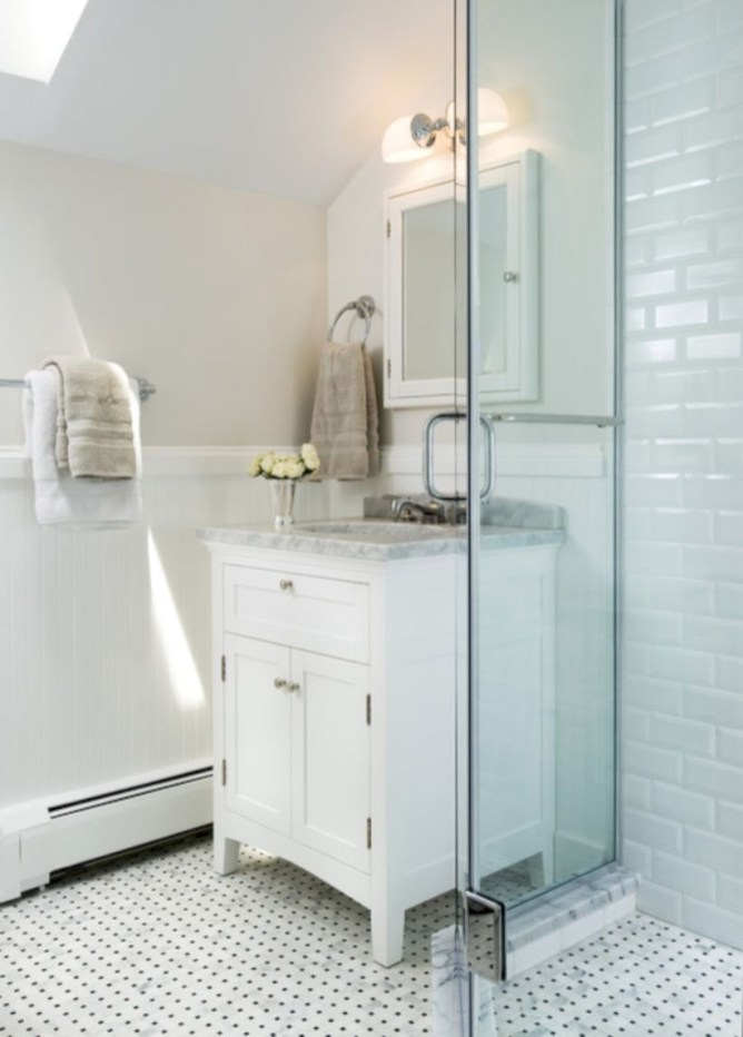 Very small bathroom design on a budget 01
