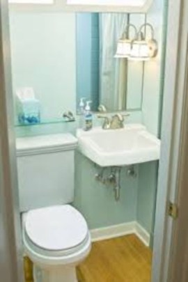Very small bathroom design on a budget 10