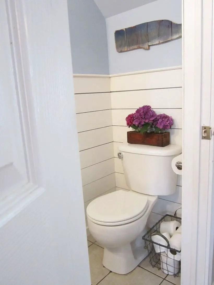 Very small bathroom design on a budget 16