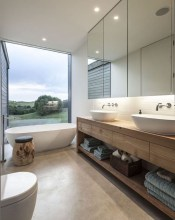 Ways to boost and refresh your bathroom 14