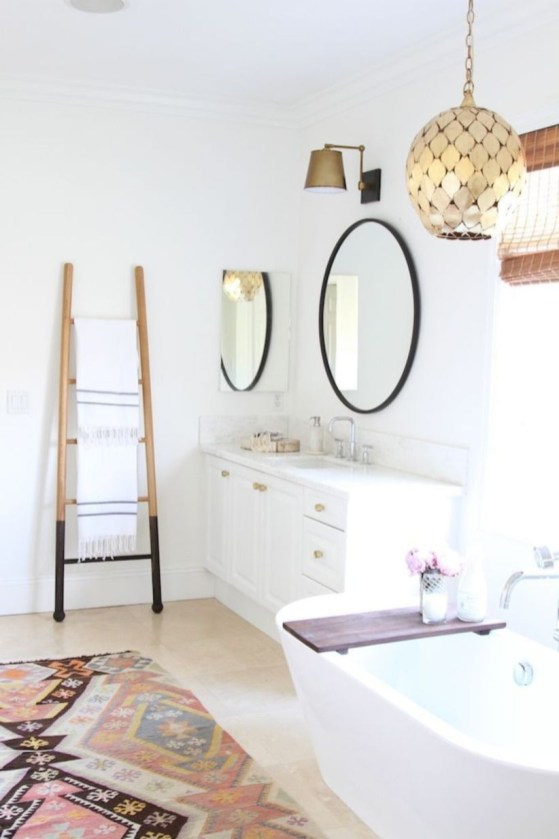 Ways to boost and refresh your bathroom 47