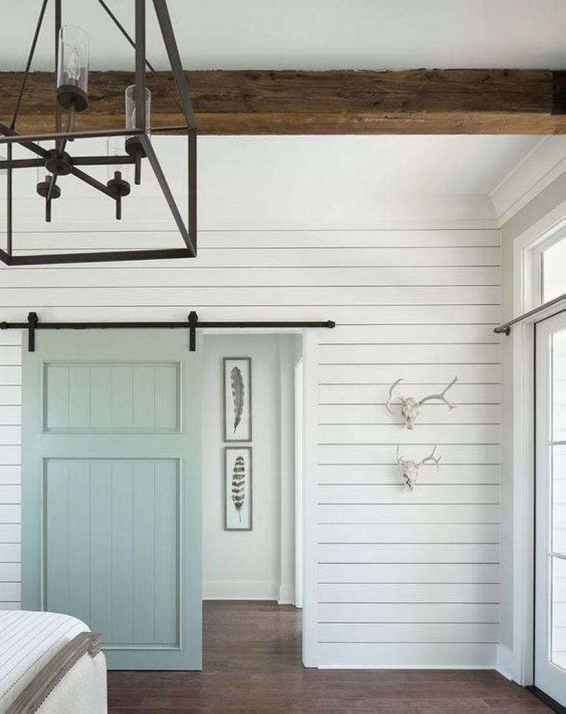 Ways to incorporate shiplap into your home 13