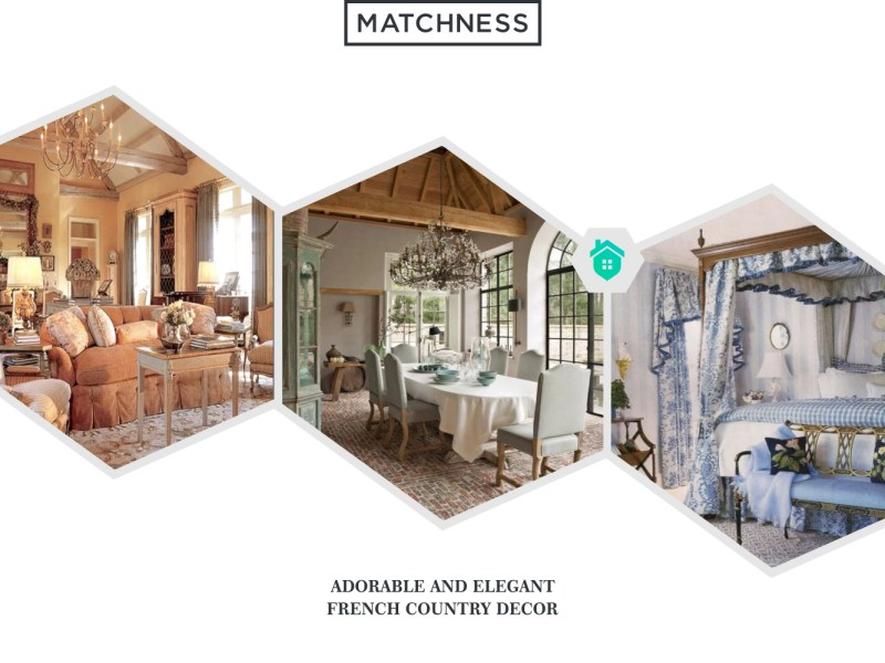 25. french country decor