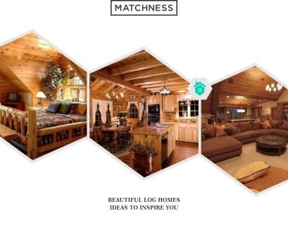30. log homes ideas