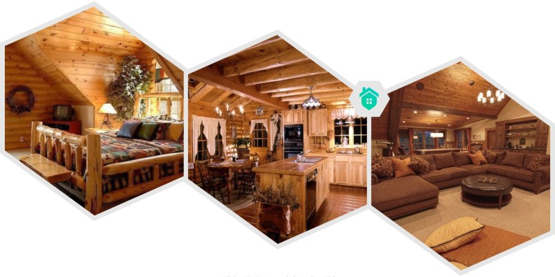 30. log homes ideas