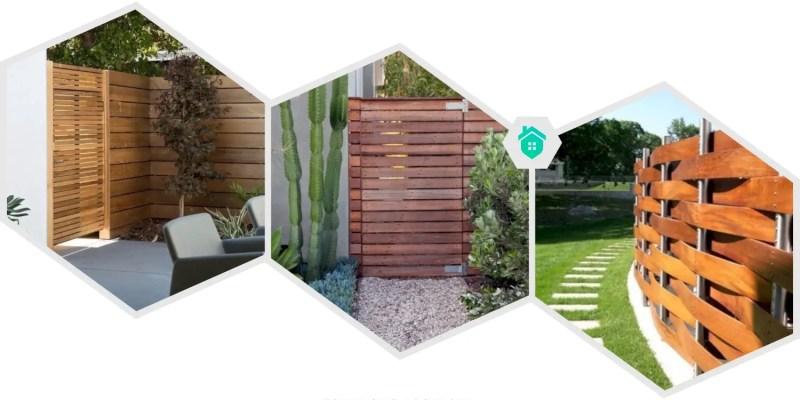 39. fabulous backyard fence