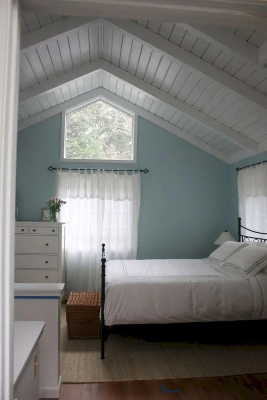Beach cottage loft