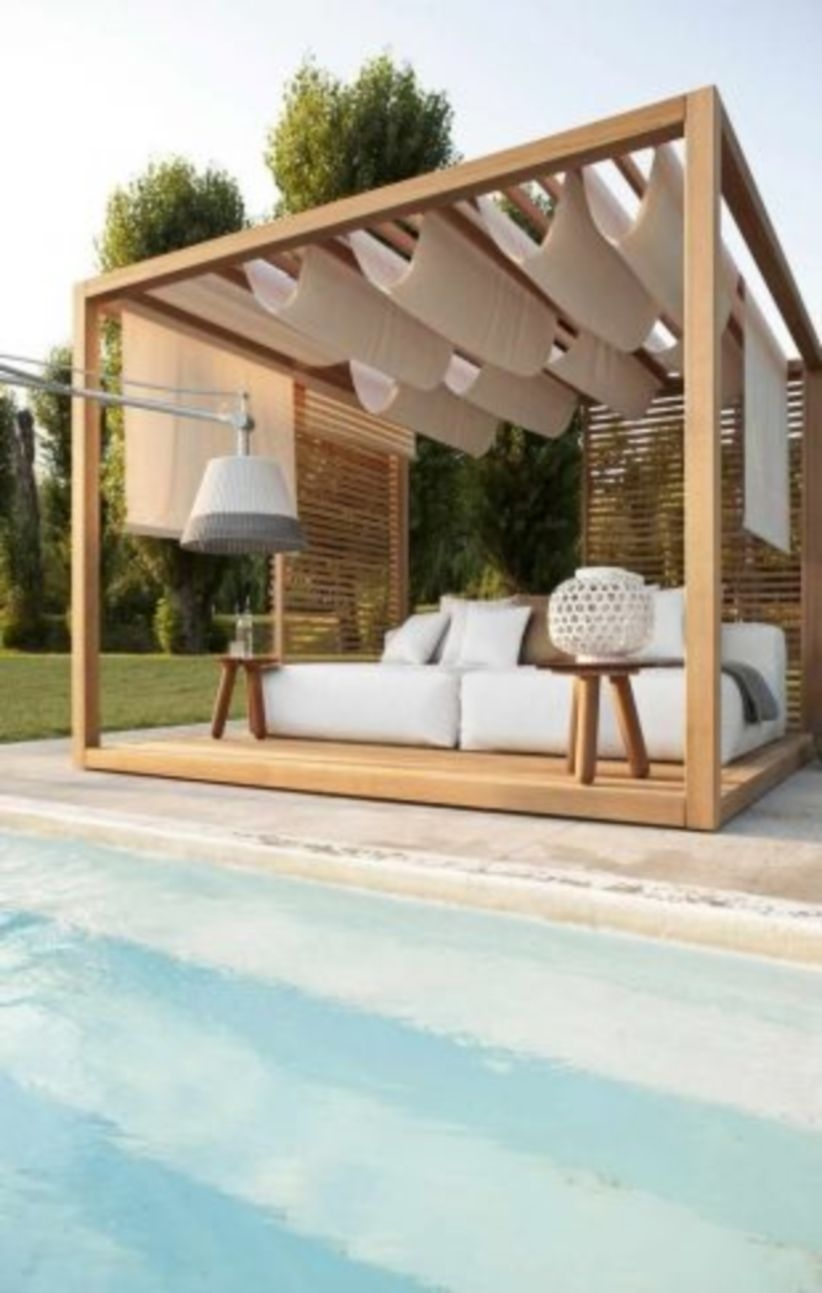 Best pergola for outdoor living space