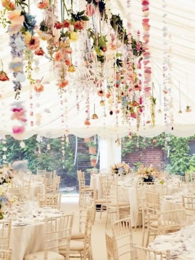 Boho wedding decor ideas for your spring or summer