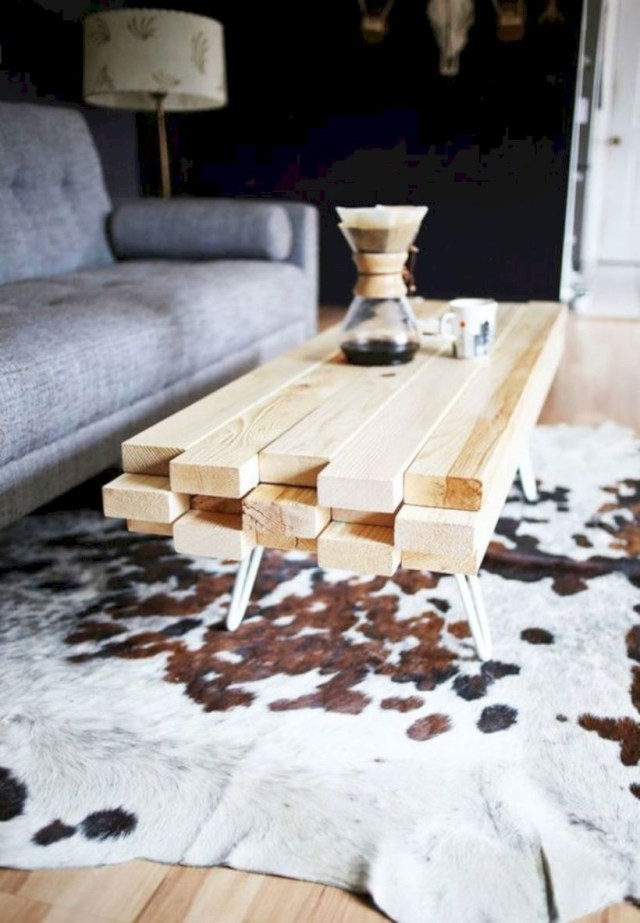 Diy wood table