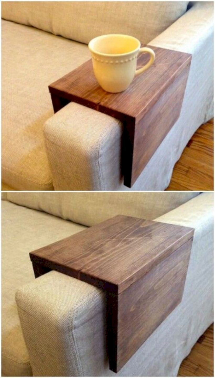 Diy coffee sofa table