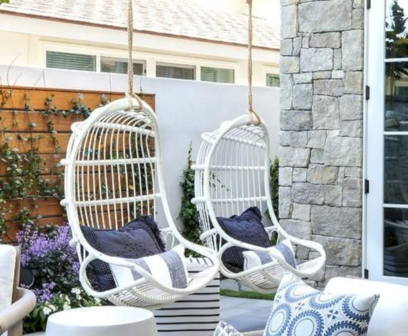 15 Lovely Patio Furniture set to Beautify Your Outdoor Area