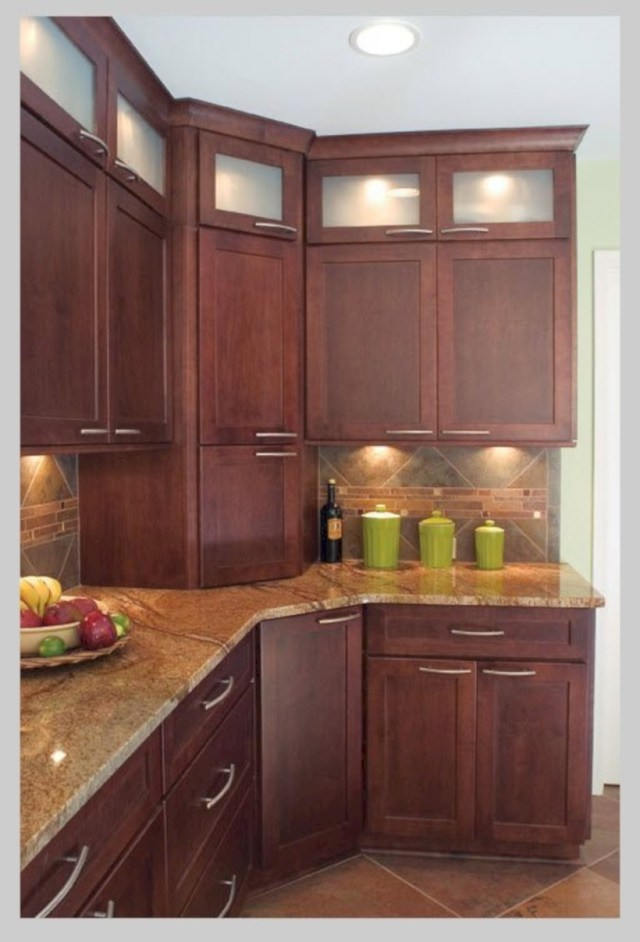 Soffit cabinets