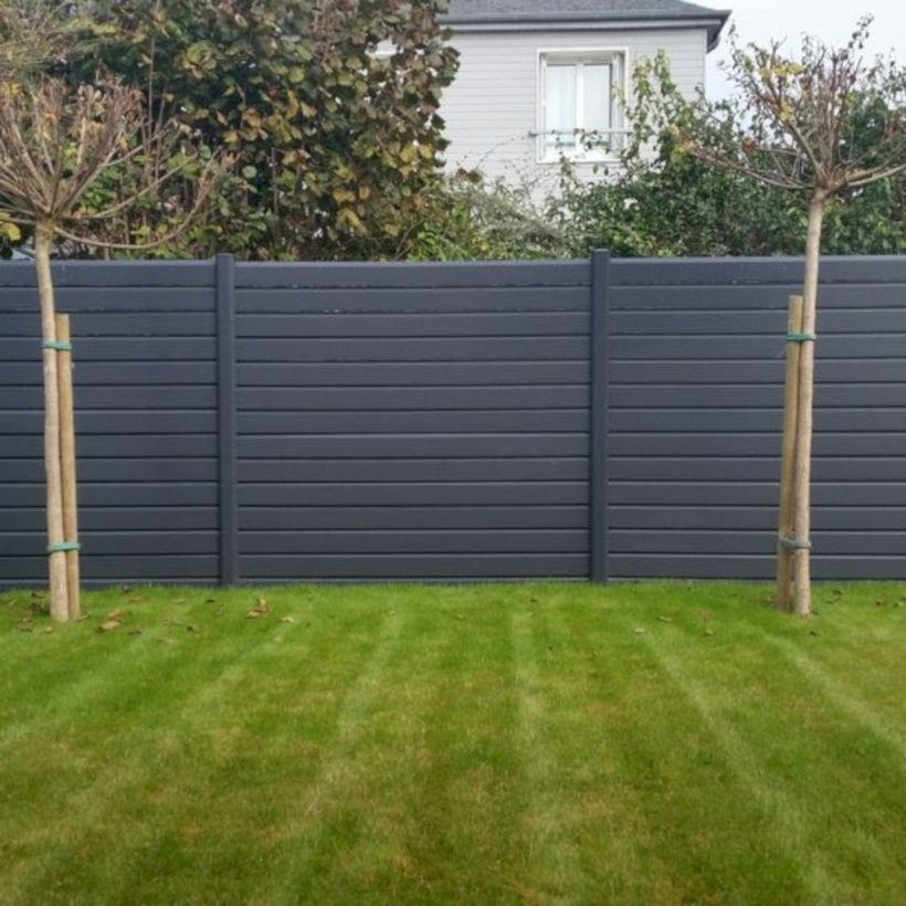 Fence High Quality For Backyard
