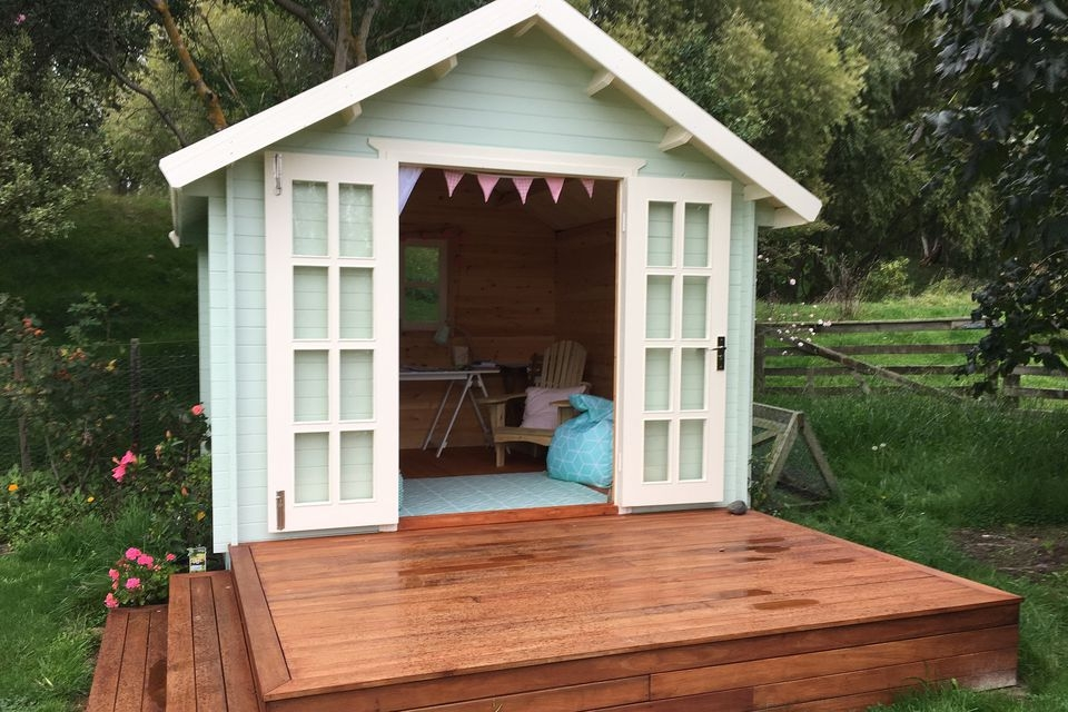 Backyard sheds design ideas that you will love 4