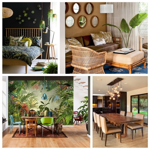 Living Room Decor Trends To Follow In 2018: 10 Home Decor Trends For Summer 2018