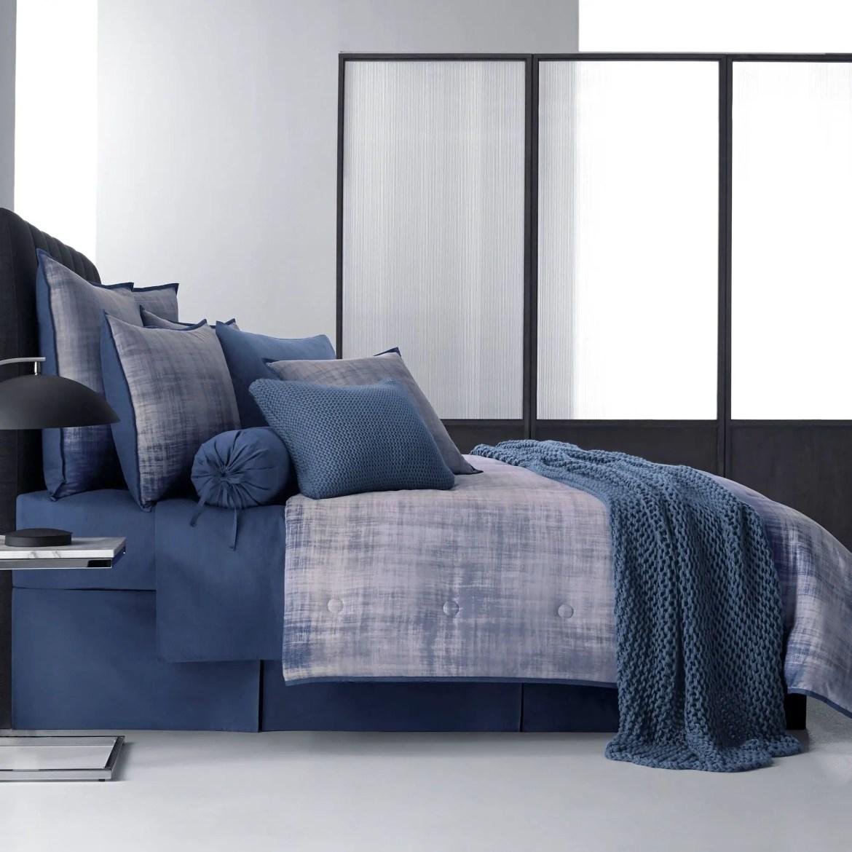Ombre bedding