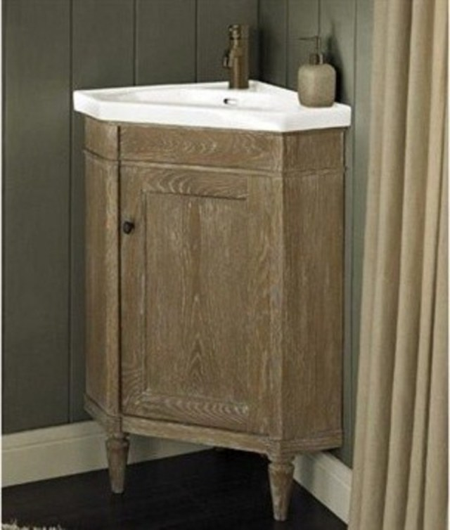 Rustic bathroom vanities 10