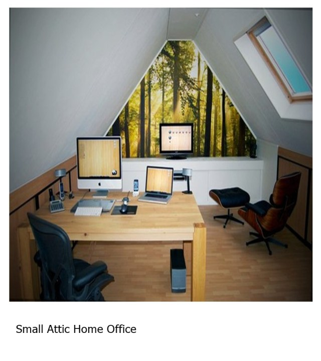 attic home office. Attic Home Office I
