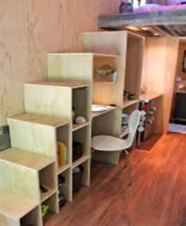 Amazing-loft-stair-for-tiny-house-ideas-9